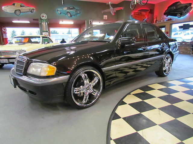 Vehicles classifieds search engine search for 1999 mercedes benz c230