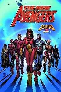 New-Avengers-2-by-Brian-Michael-Bendis-2006-Paperb
