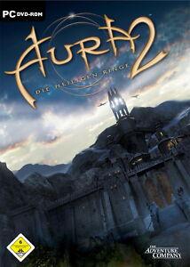 Aura 2 -  Die Heiligen Ringe    (PC)        New      Neuware
