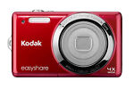 Kodak EASYSHARE M522 14.0 MP Digital Camera - Black