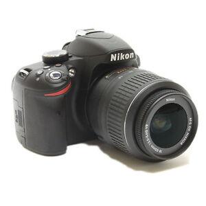 Save 40% OFF Nikon D3200 24.2 MP CMOS Digital SLR Camera with 18-55mm VR Lens Refurbished
