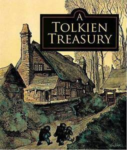 Tolkien-Treasury-Running-Press-Very-Good-0762446218