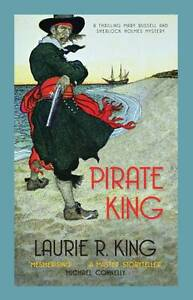 LAURIE-R-KING-PIRATE-KING-BRAND-NEW-FREEPOST-UK