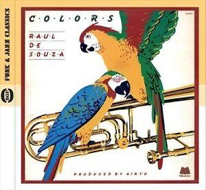 Raul De Souza - Colors (CDBGPM 239)