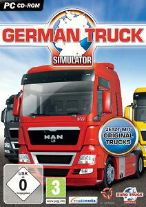 German Truck Simulator (PC, 2010, DVD-Box) - Deutschland - German Truck Simulator (PC, 2010, DVD-Box) - Deutschland