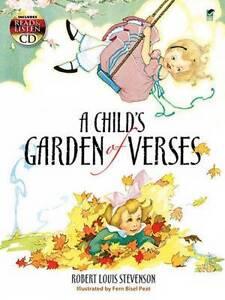 A Childs Garden Of Verses Robert Louis Stevenson New Book