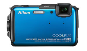 Nikon Coolpix AW110 16.0 MP Digital Came...