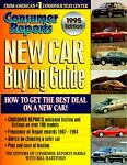 New Car Buying Guide 1995, Consumer Reports Books Editors, 0890438110