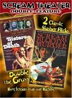 Scream Theater Double Feature - Vol. 1 (DVD, 2004)