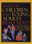 What Do Children Read Next? : What Do Young Adults Read Next?, Ansell, Janis and Holly, Pam Spencer, 0787647993