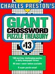Charles Preston's Giant Crossword Treasury, Charles Preston, 0399522484