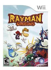 Rayman Origins (Nintendo Wii, 2011) NEW sealed! FREE SHIPPING! J61
