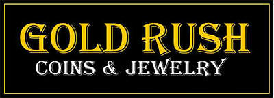 Gold Rush Coins and Jewelry