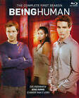 Being Human: The Complete First Season (Blu-ray Disc, 2011, 4-Disc Set) (Blu-ray Disc, 2011)