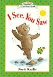 I See, You Saw, Nurit Karlin, 0060266783