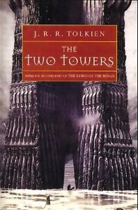 THE-TWO-TOWERS-PART-TWO-by-J-R-R-Tolkien-1994-Paperback