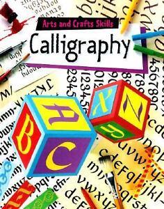Calligraphy Arts And Crafts Skills 0516212044 Ebay