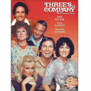 threes company complete series