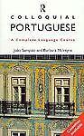 Colloquial Portuguese, Barbara McIntyre and Joáo Sampaio, 041512106X