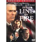 In the Line of Fire (DVD, 2001, Special Edition)
