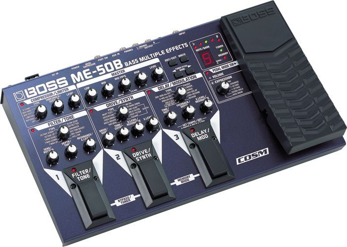 Multi-Effect Pedal Buying Guide