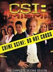 CSI: Miami - The Complete Second Season (DVD, 2005, 7-Disc Set)