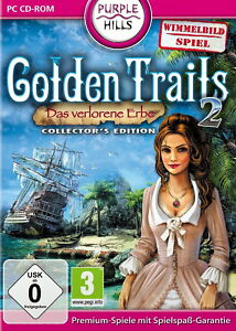 Golden Trails 2 - Das verlorene Erbe (Collector's Edition) - Purple Hills
