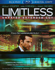 Limitless (Blu-ray Disc, 2011, 2-Disc Set, Unrated; Includes Digital Copy)