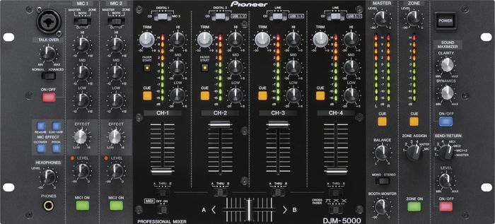 Features to Look for When Buying a DJ Mixer