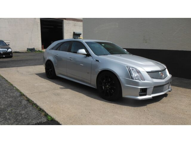2011 hennessey ctsv wagon for sale autos post. Black Bedroom Furniture Sets. Home Design Ideas