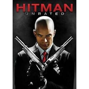 hitman dvd 2009 unrated widescreen ebay. Black Bedroom Furniture Sets. Home Design Ideas