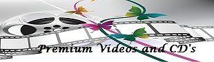 Premium Videos and CD's