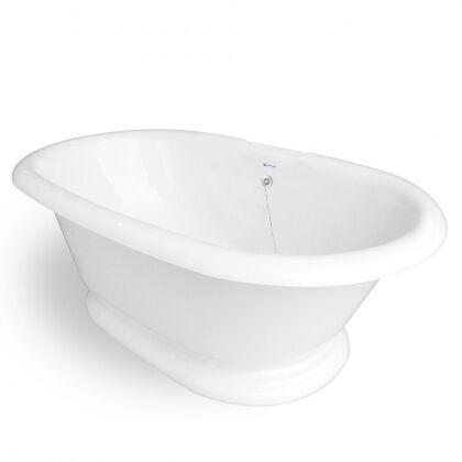 Trend internationaler Inneneinrichter: Vorteile von frei stehenden Badewannen