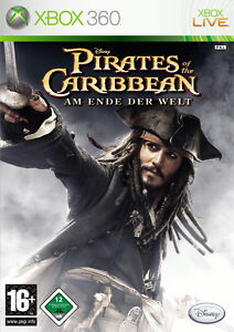 Pirates of the Caribbean: Am Ende der Welt (Microsoft Xbox 360, 2007, DVD-Box) - Deutschland - Pirates of the Caribbean: Am Ende der Welt (Microsoft Xbox 360, 2007, DVD-Box) - Deutschland