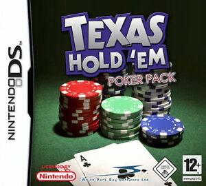 Texas Hold'em Poker Pack (Nintendo DS)
