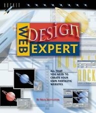 NEW - Web Design Expert: All That You Need to Create Your Own Fantastic Websites