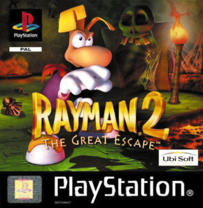 Rayman 2 - The Great Escape (Sony PlayStation 1, 2000)