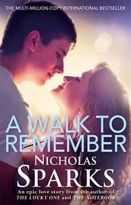 A-Walk-To-Remember-Sparks-Nicholas-Very-Good-Book