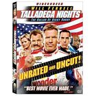 Talladega Nights: The Ballad of Ricky Bobby (DVD, 2006, Unrated Edition; Widescreen)