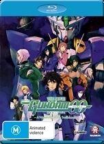 Mobile Suit Gundam 00 The Movie - A Wakening Of The Trailblazer (Blu-ray, 2011)