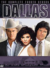 Dallas - Season 4 (DVD, 2006, 4-Disc Set) (DVD, 2006)