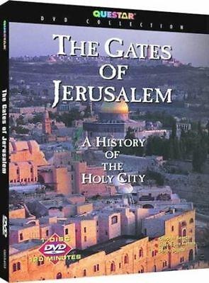 The Gates of Jerusalem: A History of the Holy City (DVD, 2003)