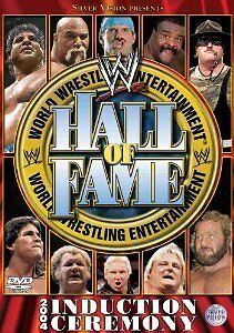 WWE HALL OF FAME 2004 INDUCTION CEREMONY DVD 2 DISC SET WRESTLING - pontefract, West Yorkshire, United Kingdom - Returns accepted Most purchases from business sellers are protected by the Consumer Contract Regulations 2013 which give you the right to cancel the purchase within 14 days after the day you receive the item. F - pontefract, West Yorkshire, United Kingdom
