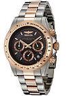 Invicta Invicta Speedway Rose gold Case Wristwatches