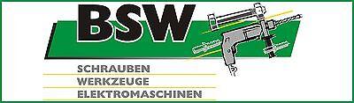 BSW Schrauben-Werkz-Elektromaschine