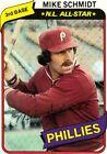 Major Leagues Post-WWII (1942-1980) Era Lot Baseball Cards
