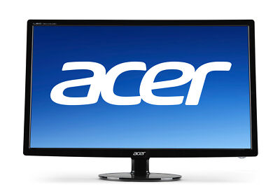 "ACER S1 S271HLCBID 27"" LED Monitor"