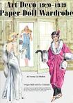 Art Deco Paper Doll Wardrobe 1920-1939, Norma L. Meehan, 0875884229