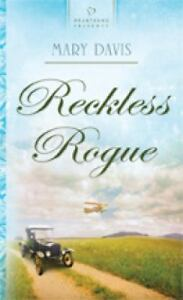Reckless Rogue by Mary Davis (2008 Paperback) Heartsong Presents