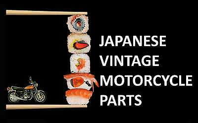 Japanese Vintage Motorcycle Parts